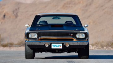 @1970 PLYMOUTH HEMI ROAD RUNNER RAPID TRANSIT - 14