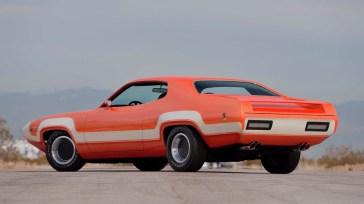 @1971 PLYMOUTH ROAD RUNNER RAPID TRANSIT - 14