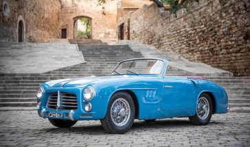 @1952 Pegaso Z-102 2.8-Litre Cabriolet - 2