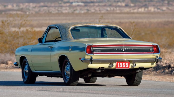 @1969 PLYMOUTH BARRACUDA MOD TOP - 13