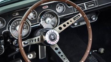 @67 Mustang Convertible 390 - 15