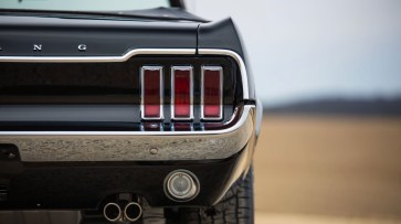 @67 Mustang Convertible 390 - 17