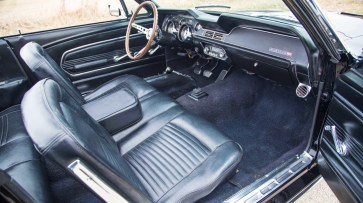 @67 Mustang Convertible 390 - 5