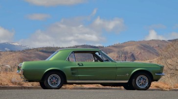 @67 Mustang Coupe 289 - 8