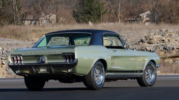 @67 Mustang Coupe 390 - 3