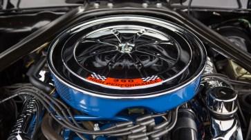 @67 Mustang Fastback 390 - 11