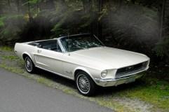 @68 Mustang 200 Cabrio - 4