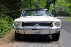 @68 Mustang 200 Cabrio - 5