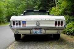 @68 Mustang 200 Cabrio - 6