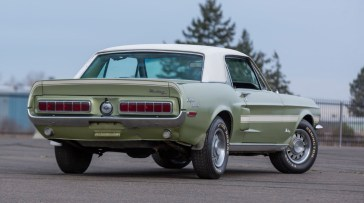 @68 Mustang 302 Coupe - 13