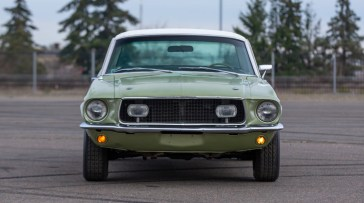 @68 Mustang 302 Coupe - 14