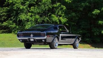 @68 Mustang 390 Fastback - 3