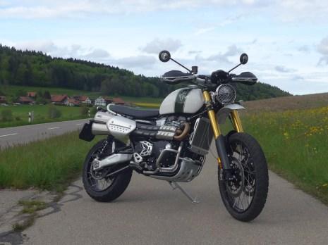 @Triumph Scrambler 1200 XE - 4