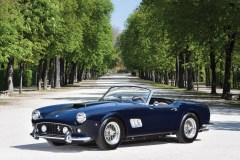 @1961 Ferrari 250 GT SWB California Spider-2505 - 2