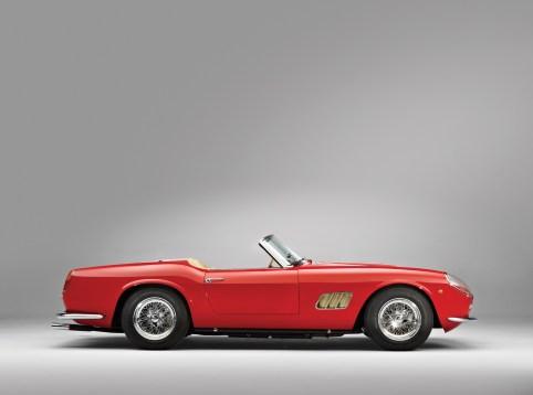 @1962 Ferrari 250 GT SWB California Spider-3119 - 17