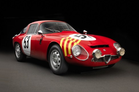 Alfa-Romeo-GTZ-front-3-4-900x600