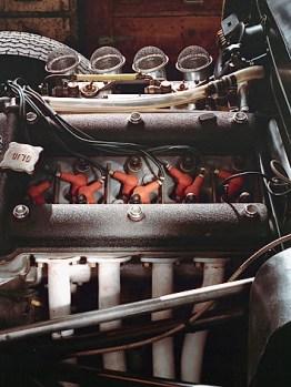 Motor 108 Cuoni Waser