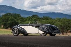 @1938 Lagonda V-12 Rapide Drophead Coupe - 20