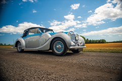 @1939 Lagonda V-12 Drophead Coupe - 21