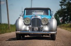 @1939 Lagonda V-12 Drophead Coupe - 3