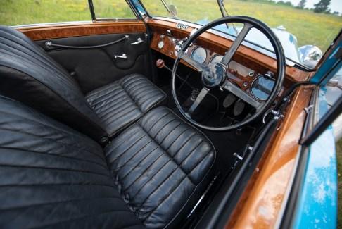 @1939 Lagonda V-12 Drophead Coupe - 31
