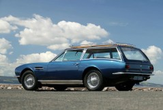 @1971 Aston Martin DBS Estate - 9