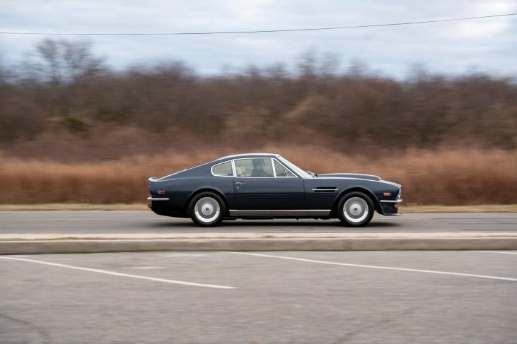 @1978 Aston Martin V8 Vantage 'Molded Fliptail' - 12