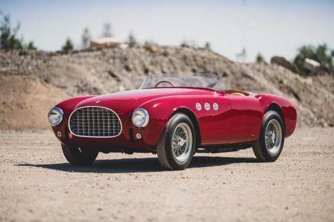 @Ferrari 225 Sport Spider Vignale - 22