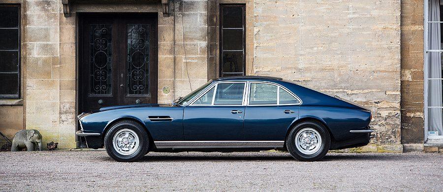 Aston Martin Lagonda Series 1 Radicalmag