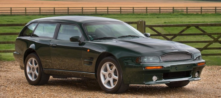 @1996 Aston Martin V8 Sportsman Estate - 1
