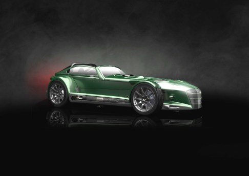 @Donkervoort D8 GTO-JD70 - 1