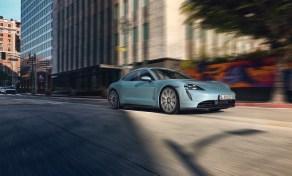 @Porsche Taycan 4S - 1