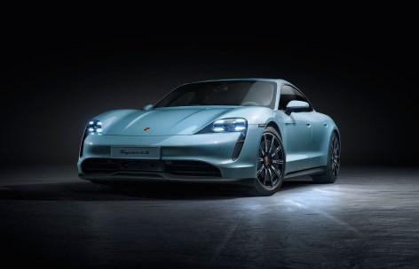 @Porsche Taycan 4S - 4
