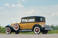 @1930 Cadillac Sixteen Madame X Club Sedan Fleetwood-72705 - 2