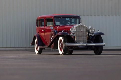 @1932 Cadillac V-16 Five-Passenger Sedan Fleetwood-1400238 - 12