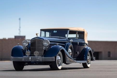 @1933 Cadillac V-16 All-Weather Phaeton by Fleetwood-5000082 - 1