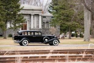 @1933 Cadillac V-16 Seven-Passenger Sedan - 7