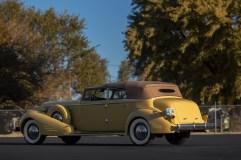 @1935 Cadillac V-16 Imperial Convertible Sedan Fleetwood-5100043 - 5