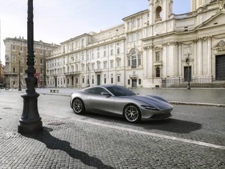 @Ferrari Roma - 5