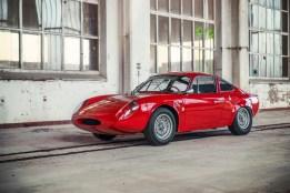 @Fiat Abarth 1000 Bialbero Longnose - 12