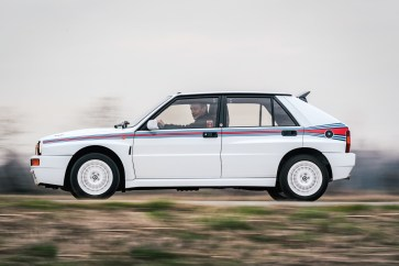 1992 Lancia Delta HF Integrale Evolution