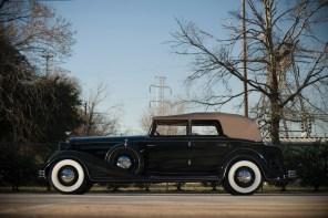 @1933 Cadillac V16 Convertible Phaeton - 3