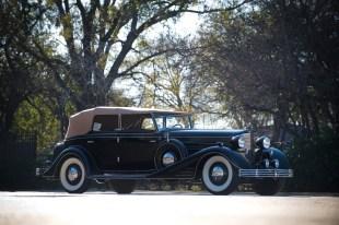 @1933 Cadillac V16 Convertible Phaeton - 5