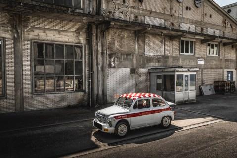 @Abarth 850 TC Corsa - ©Stefan Bogner - 6