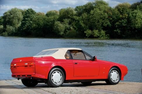 @Aston Martin V8 Volante Zagato - 11