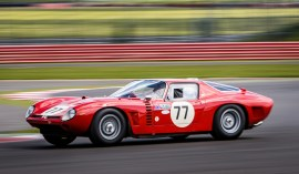 #77 Alex Bell and Peter Bradfield Iso Grifo A3 and C