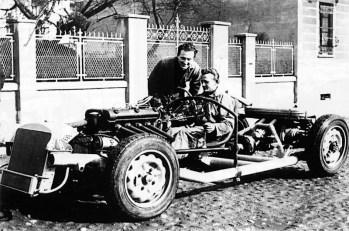 1953-Alfa-Romeo-1900-Supersonic-Conrero-Ghia-Chassis