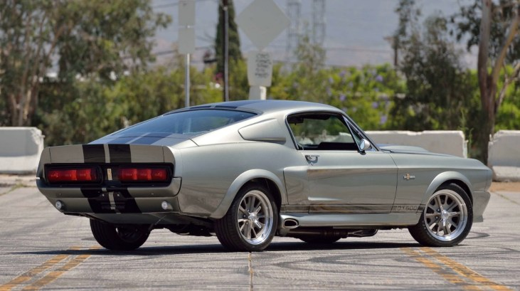 @1967 FORD MUSTANG ELEANOR - 3