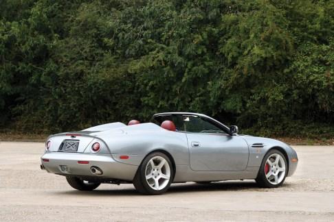 @2003 Aston Martin DB AR1 Zagato - 28