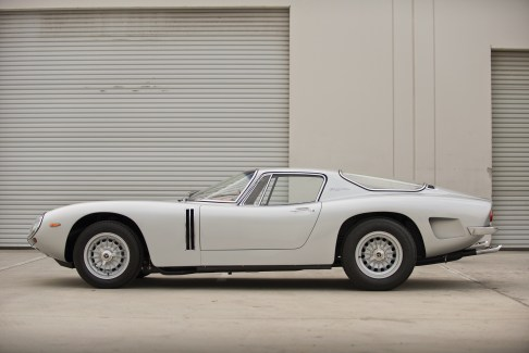 @1965 Bizzarrini 5300 GT Strada Alloy-#IA3-0234 - 7